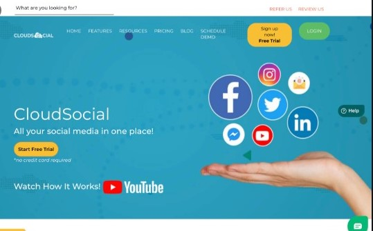 CloudSocial Review