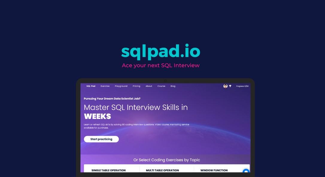 SQL Pad