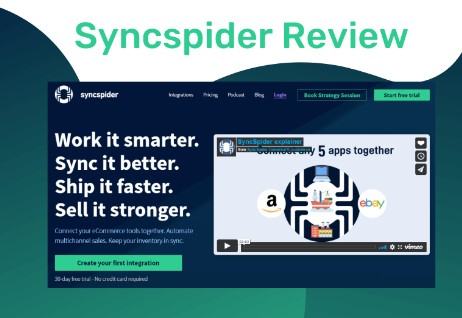 SyncSpider Review