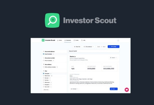 Investor Scout