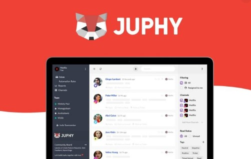 Juphy Review