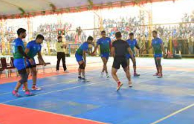 Narwal Kabaddi & Sports vs Warriors Arena