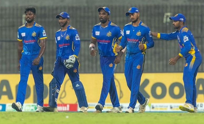Madurai Panthers vs Chepauk Super Gillies