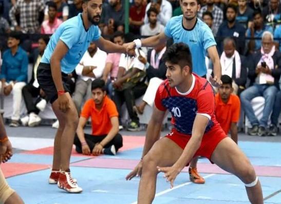 NK Academy vs Parveen and Jasvir