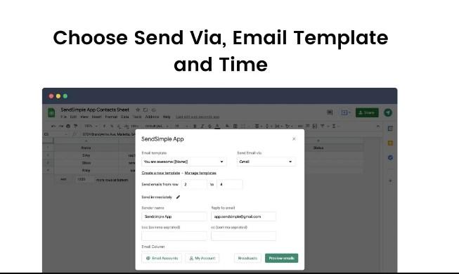 SendSimple App Review