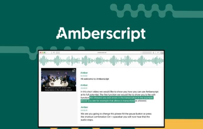 Amberscript Appsumo