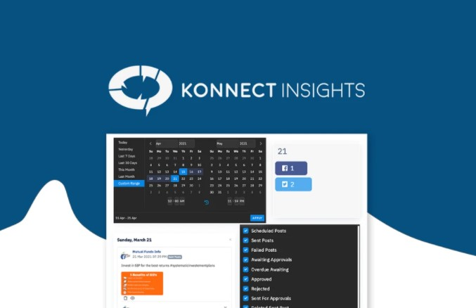 Konnect Insights Appsumo